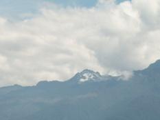 Pico Bolívar, Mérida