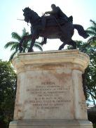 Plaza Bolívar, Mérida, Venezuela