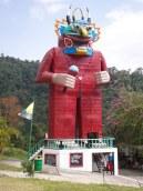 Diablo de Yare, parque temático La Venezuela de antier