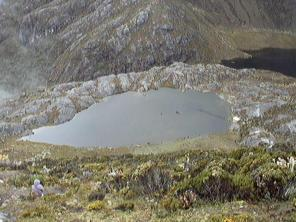 Loma Redonda, Laguna negra, Edo. Mérida.